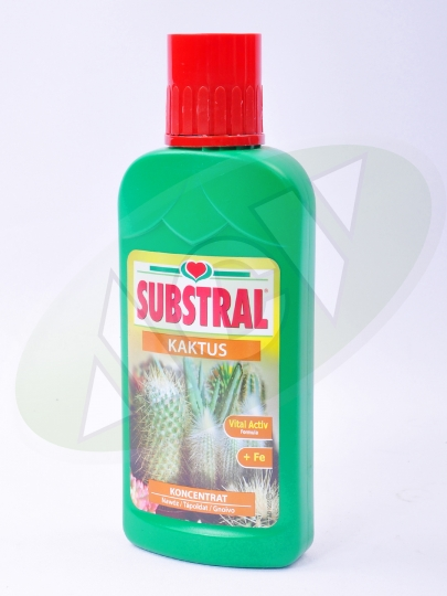 SUBSTRAL ZA KAKTUSE 250ML